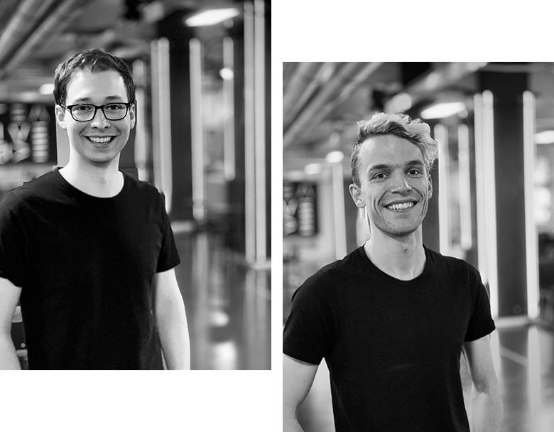 Team Dezember Portrait